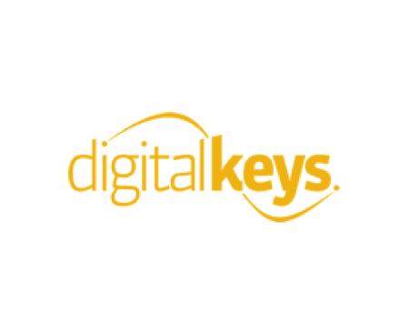 Digital keys logo Taivara