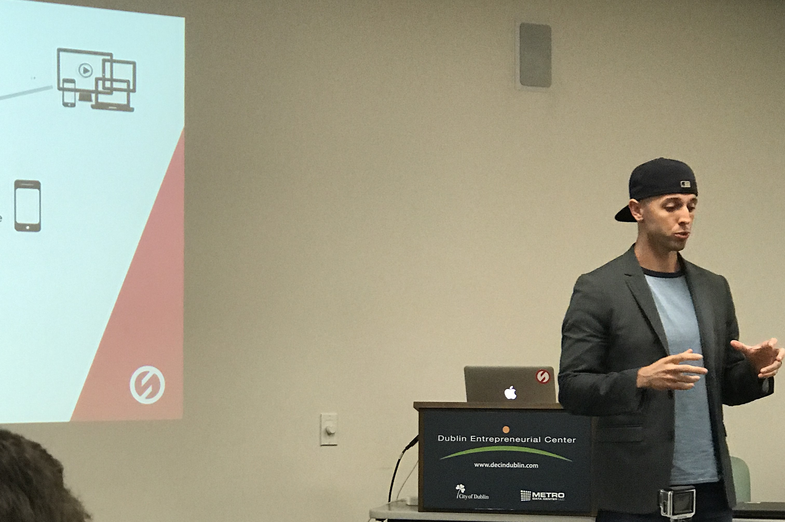 Chris Kessler at Product Hunt Columbus