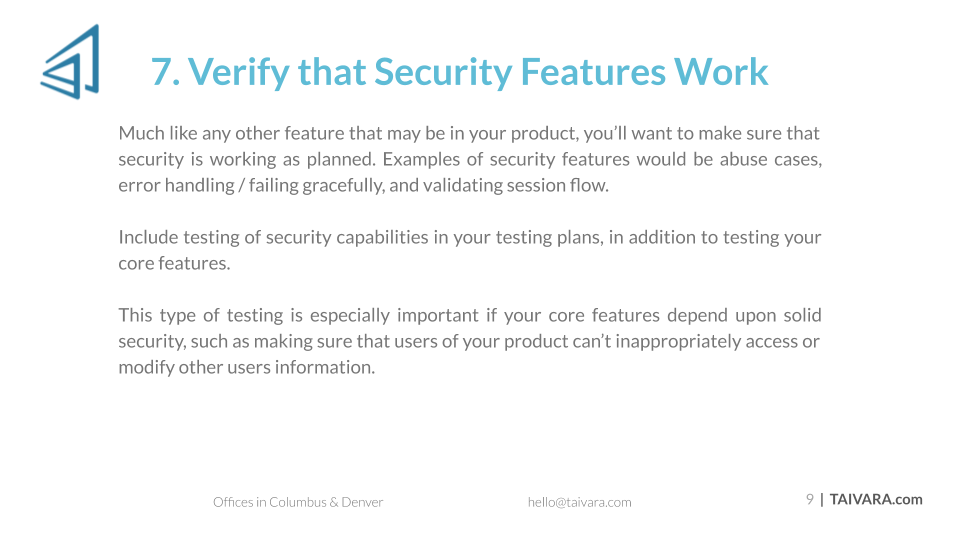 Top 10 Security Best Practices for Digital Products (9)