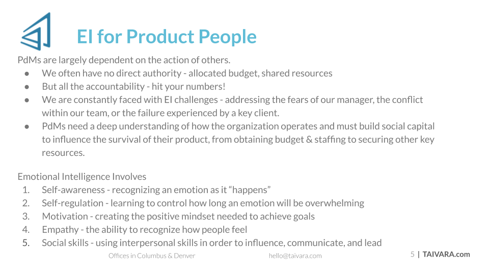 [Text Version] Emotional Intelligence for Product Excellence (4)